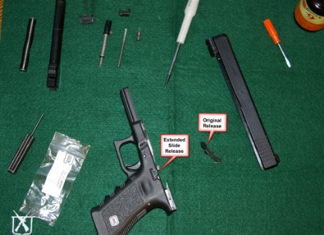 Repair and or customization of Firearms